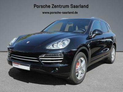 gebraucht Porsche Cayenne Diesel Pano,Sitzh.Sportlenkr.