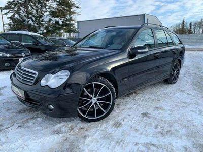 gebraucht Mercedes C280 T CLASSIC Navi Klima. Tüv Hu 05.2021