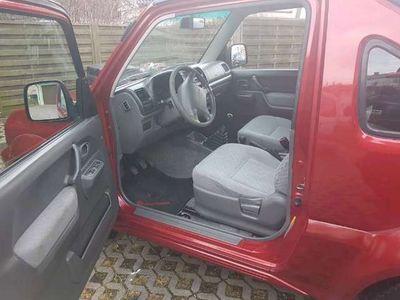 używany Suzuki Jimny Cabrio