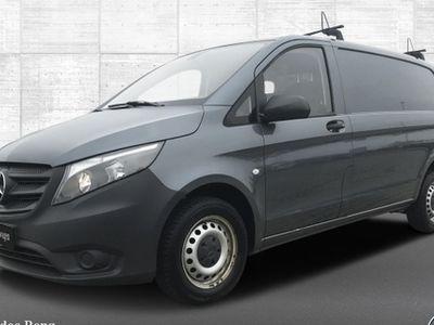gebraucht Mercedes Vito 111 Kasten Kompakt Tempomat AHK