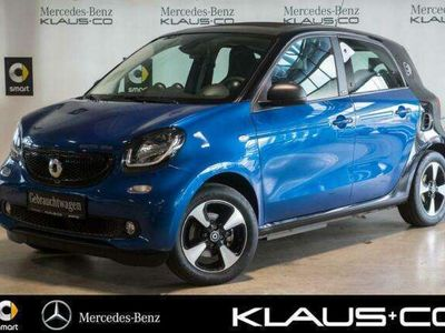 gebraucht Smart ForFour Electric Drive passion+Faltdach