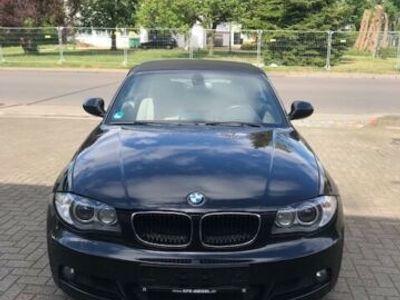 gebraucht BMW 118 Cabriolet d NAVI Xenonlicht Ledersitze M Paket