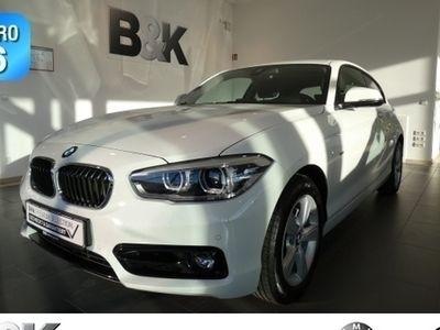 used BMW 120 d 3-TÃŒrer