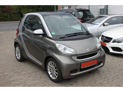 gebraucht Smart ForTwo Coupé 1.0 52kW mhd passion / PANORAMA / NAVI / SIT