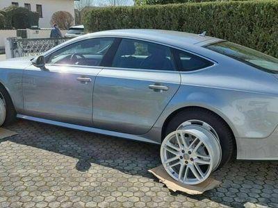 gebraucht Audi A7 3.0 TDI S-Line Luft ACC HUD Garantie Ketteneu als Sportwagen/Coupé in Ingolstadt