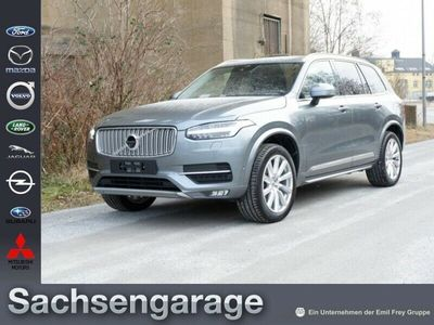 gebraucht Volvo XC90 D5 AWD Geartronic Inscription Standhzg. LED