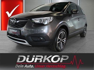 gebraucht Opel Crossland X 120 Jahre 1.2 Turbo Rückfahrkamera/IntelliLink/Winterpaket