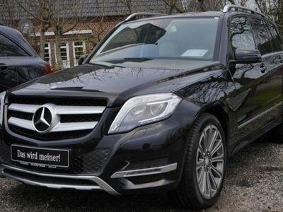 gebraucht Mercedes GLK220 CDI 4M BE Comand ILS AHK Kamera Easy SHZ