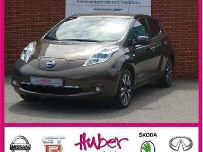 gebraucht Nissan Leaf 30 kWh 109 PS Tekna (*360°- KAMERA*NAVI*)