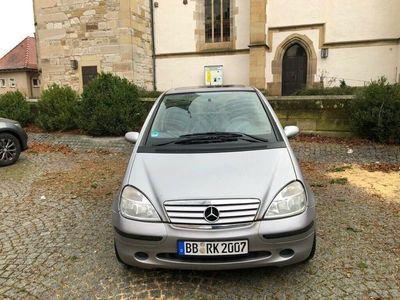 gebraucht Mercedes A140 Elegance, ideales Winterauto