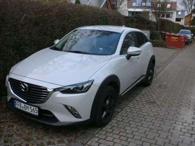 gebraucht Mazda CX-3 SKYACTIV-G 120 SKYACTIV-Drive FWD Sports-Line