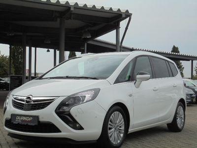 gebraucht Opel Zafira Tourer C Innovation 2.0 CDTI Navi Xenon ACC Parkassist