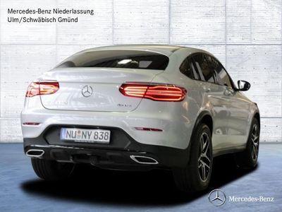 gebraucht Mercedes GLC220 AMG Line Keyl.-GO Sport Nightp. AHK 360°