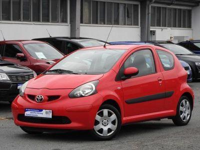 gebraucht Toyota Aygo City 1.0 Automatik Servo