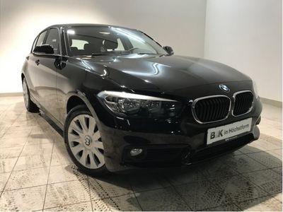 used BMW 118 i 5-TÃŒrer Klima PDC el. Fenster
