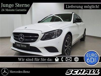 gebraucht Mercedes C200 T AVANTGARDE/NIGHT/MULTIBEAM/COMAND/KAMERA