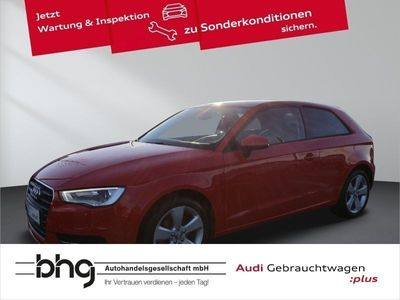 gebraucht Audi A3 Limousine Attraction 1.4 TFSI cylinder on demand ultra 110 kW (150 PS) 6-Gang