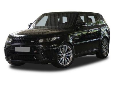 gebraucht Land Rover Range Rover Sport 5.0 Benzin