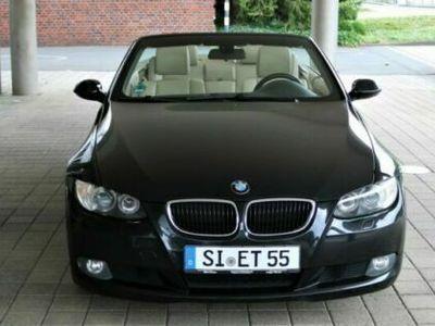 gebraucht BMW 502 Cabrio e93 163 PS, Sport, Benzin, 2007