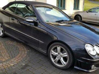 gebraucht Mercedes CLK200 Compressor Cabrio W209 BJ 2008, 102TKm