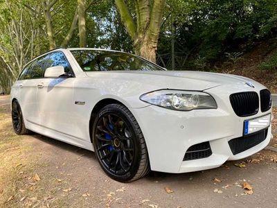 gebraucht BMW 550 5er xDrive Touring Sport-Aut.