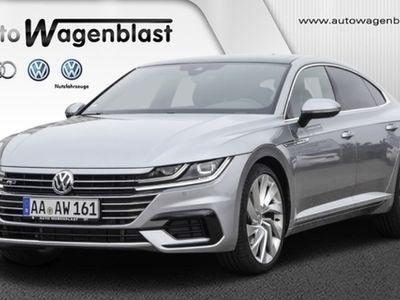 gebraucht VW Arteon 2.0 TSI DSG R-line NAVI+PANO+DCC+ACC