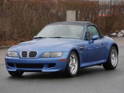 käytetty BMW Z3 M roadster 3.2 S52