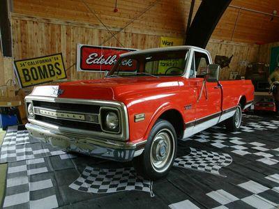 gebraucht Chevrolet C10 PickUp *Calif.-Import*TUEV+H