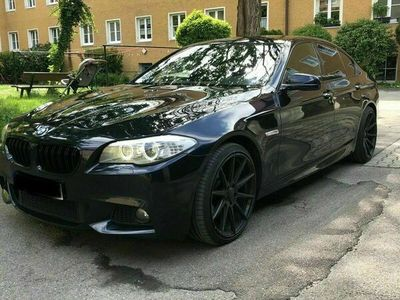 gebraucht BMW 535 d xDrive M paket *HeadUp*Soft*Kamera*