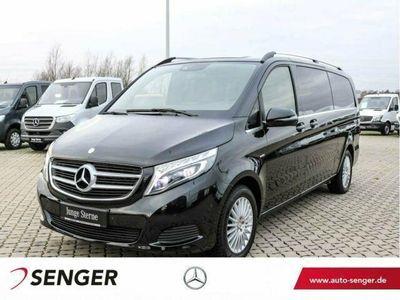 używany Mercedes V250 d Avantgarde Extralang 7-Sitze+LED+2xKlima