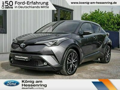 gebraucht Toyota C-HR Hybrid Lounge LED+NAV+Teilleder+Keyless Klima