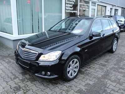 gebraucht Mercedes C200 T CDI BlueEfficiency, Navi, Sitzheizung,Scheckheft
