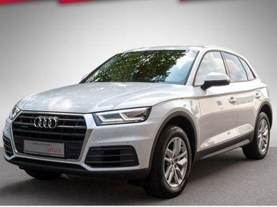 gebraucht Audi Q5 3.0 TDI quattro LED Navi Leder AHK Head-up nougatbraun