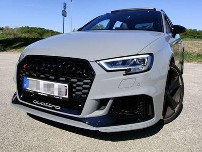 gebraucht Audi RS3 SB 5J GARANTIE SPORTABGAS