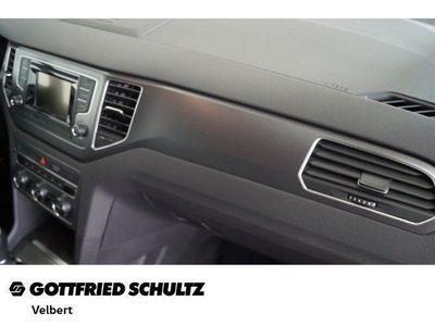 gebraucht VW Golf Sportsvan TDI - Klima,Sitzheizung,Alu,Servo,AHK,