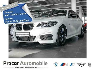 gebraucht BMW M240 Coupe Sport-Aut. Navi Prof. RFK H/K ACC