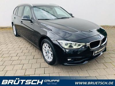gebraucht BMW 318 i Touring Advantage AUTOMATIK / NAVI / LED / KAMERA