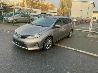 gebraucht Toyota Auris Hybrid START Edition 1,8-l-VVT-i