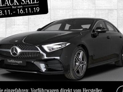 gebraucht Mercedes CLS300 d Cp. AMG WideScreen 360° Multibeam Distr