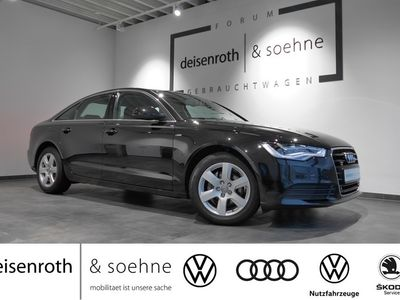 "gebraucht Audi A6 Limousine 2.8 FSI LED/ Navi/ EPHilfe/ SHZ/ 17""/ Bluetooth"