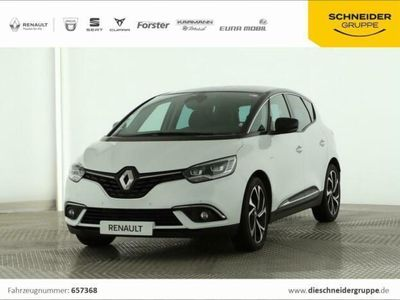 gebraucht Renault Scénic TCe 140 EDC BOSE LED KAMERA NAVI PDC
