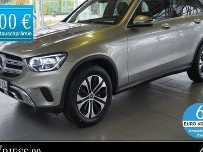 gebraucht Mercedes GLC300 4M AHK LED MBUX NaviPre Kamera DAB EasyP