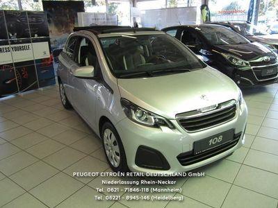 gebraucht Peugeot 108 82 Top! Active 3T