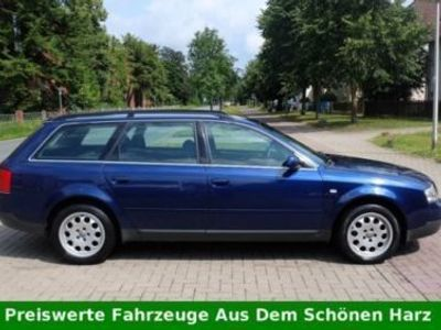 gebraucht Audi A6 Avant 2.5 TDI Wie 150 TKM Xenon Automatik AHK