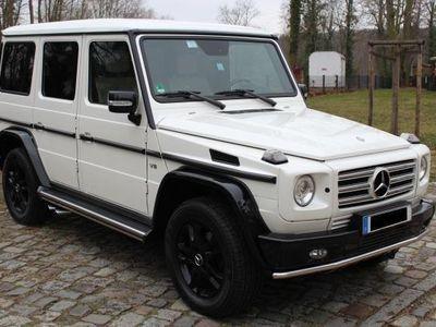 gebraucht Mercedes G500 L 7G-TRONIC Edition Select