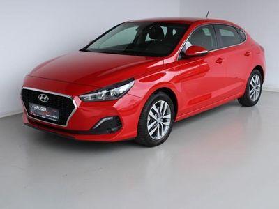 used Hyundai i30 Fastback 1.0 T-GDI Klima|PDC