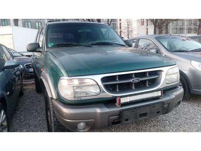 gebraucht Ford Explorer Highclass,Leder, Gasanlage,Flüsiggas