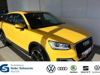 "gebraucht Audi Q2 1.6 TDI Design LED ACC LM 19"" LaneAssist"