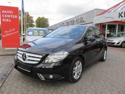 gebraucht Mercedes B180 CDI (BlueEFFICIENCY), Navi/Sitzhzg./AHK