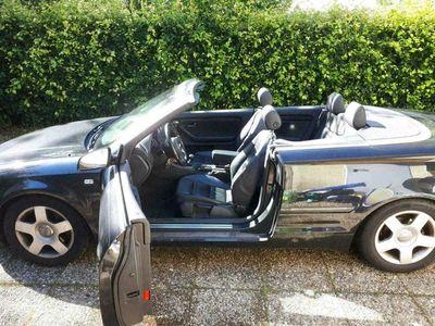 gebraucht Audi A4 Cabriolet als Cabrio/Roadster in Husum